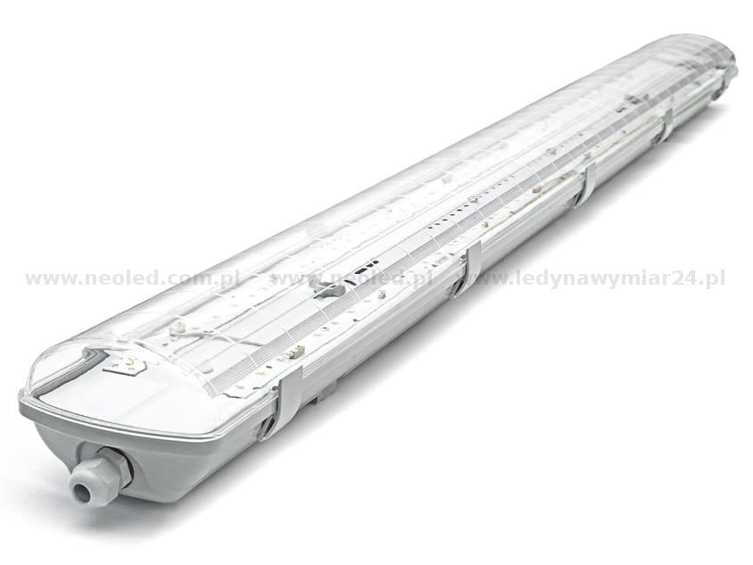 1f105f9ff8a65c Hermic Certa Philips LED klosz transparentny IP65 CRI80 60W ...