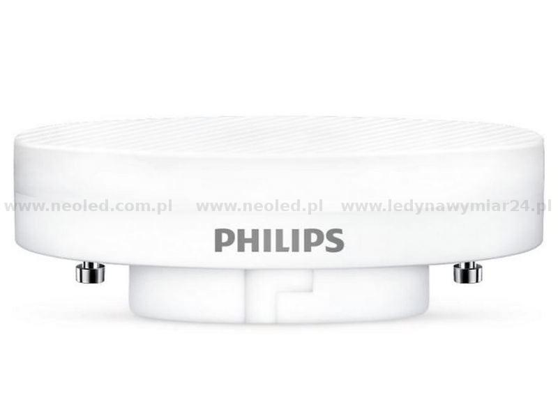 reflektor led philips gx53 5 5w 40w 220 240v ciep e bia e wiat o 2700k 500lm gx53 5 5w ww. Black Bedroom Furniture Sets. Home Design Ideas