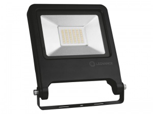 Naświetlacz LED Floodlight Value 30W 2700lm 4000K IP65 BK LEDVANCE