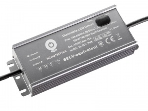"MCHQ185V12B z funkcją Dimming ""3 in 1""12V 14A IP67 185W"