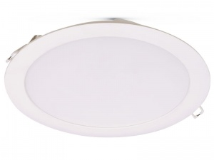 Downlight Slim LED 24W 3000K 1900lm IP20 DN020B LED20/830  PILA