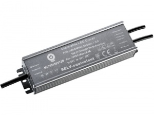 "MCHQ150V12B z funkcją Dimming ""3 in 1""12V 12,5A IP67 150W"