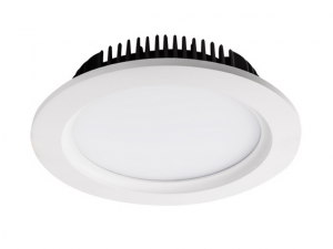 Oprawa downlight TIBERI LED SMD 24W 2400lm IP44 b.neutralna KANLUX 25510