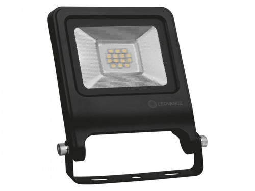Oświetlacz LED 10W LEDVANCE FLOODLIGHT VALUE 10W 4000K IP65 BK  4058075268586