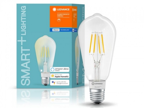 Żarówka LED SMART+ FILAMENT EDISON DIMMABLE E27 6.5W 2700K Bluetooth